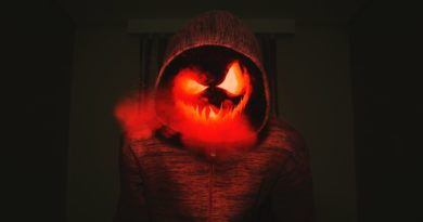 Red Hoodie by David Gomes